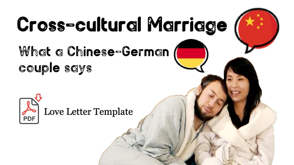 cross-cultural Marriage, International Marriage